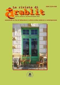 Online (in pdf) il n° 4/2012 della rivista di Arablit