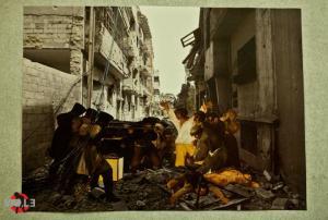 Il momento della Siria