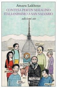 Le copertina dei libri di Amara sono, è vero, sempre sullo stesso genere ma le trovo molto simpatiche
