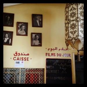 Il Cinema Rif è un'istituzione in città