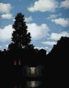 """L'impero delle luci"", Magritte"