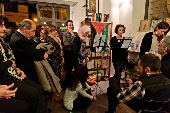 Poesie contro l'oblio - 13 Marzo 2014, Roma, presso Libreria Griot