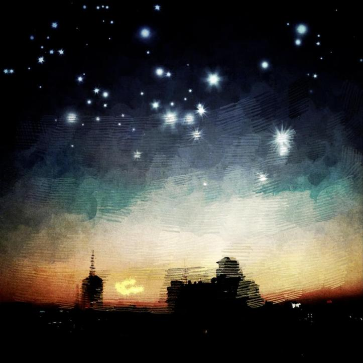 """""""Stars"""" (c) Youssef Rakha"""