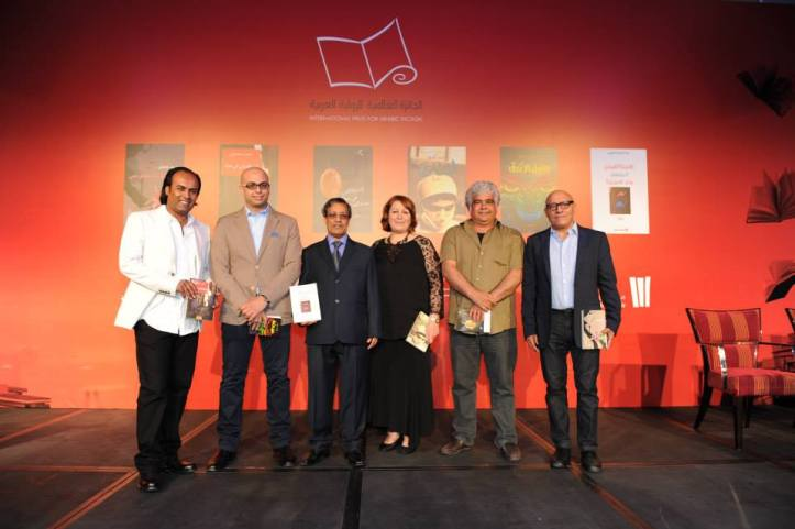 I sei finalisti all'IPAF 2014