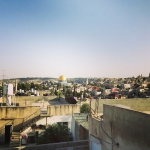 La location di Gerusalemme: Burj al Luqluq (copyright @PalFest)