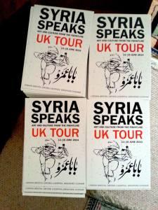 """Syria Speaks"", la parola alla Siria"
