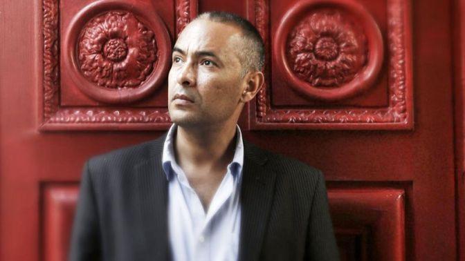 Kamel Daoud fotografato per Le Figaro