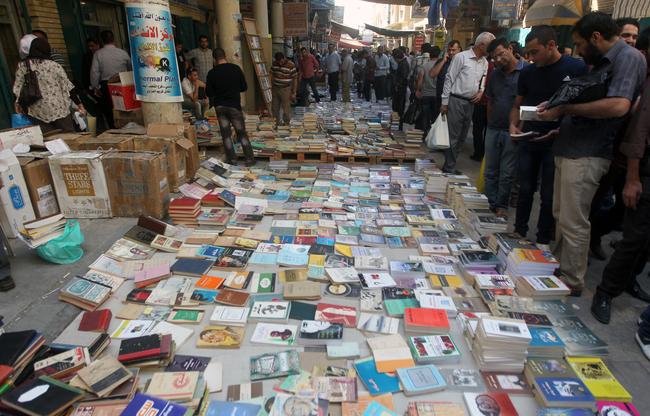 Quel rogo di libri iracheni che ci riguarda tutti