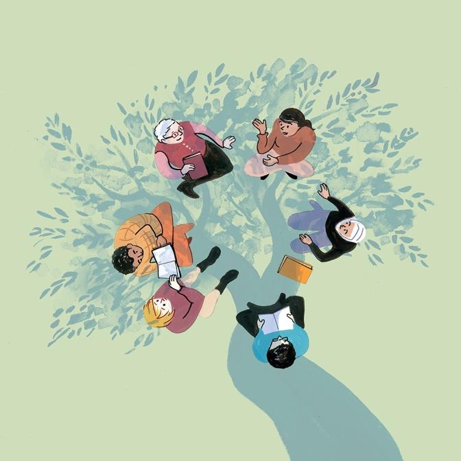 """""""One Book, Many Communities"""": la letteratura palestinese per tutti"""
