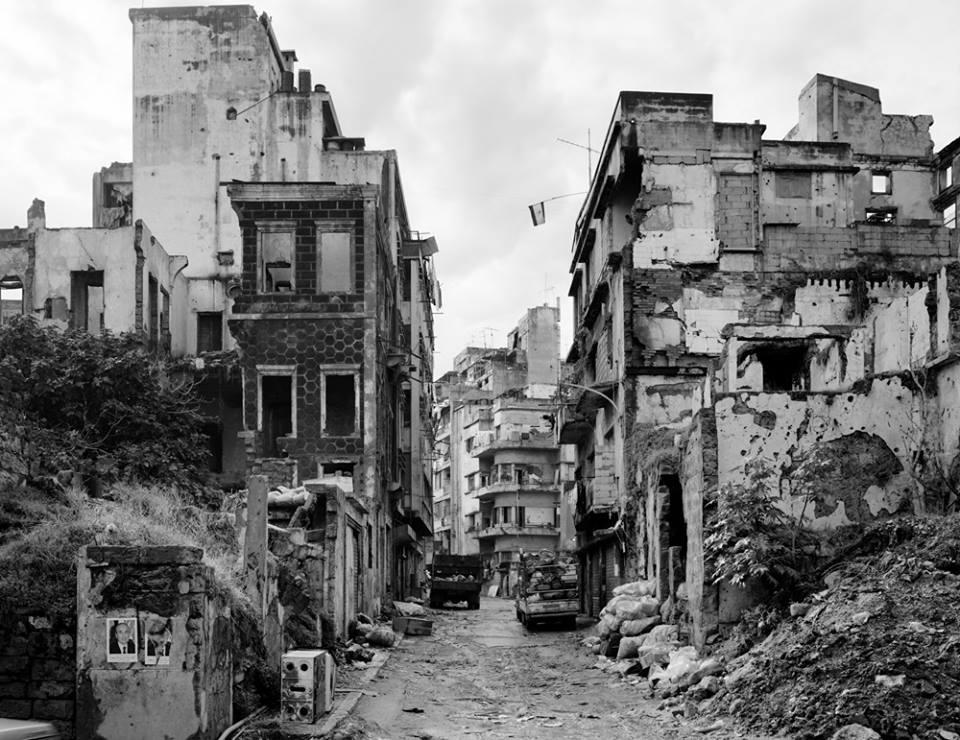 Scrivere il presente. Il romanzo libanese come memoria della guerra civile