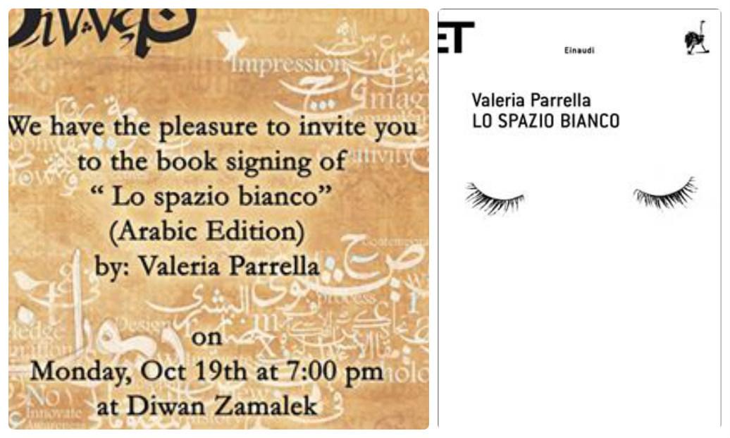 La letteratura italiana in arabo da Dante a Valeria Parrella e viceversa