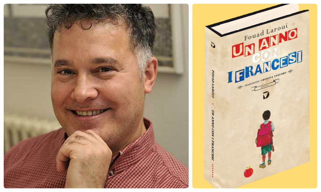 Lo scrittore marocchino Fouad Laroui a Torino e Pisa