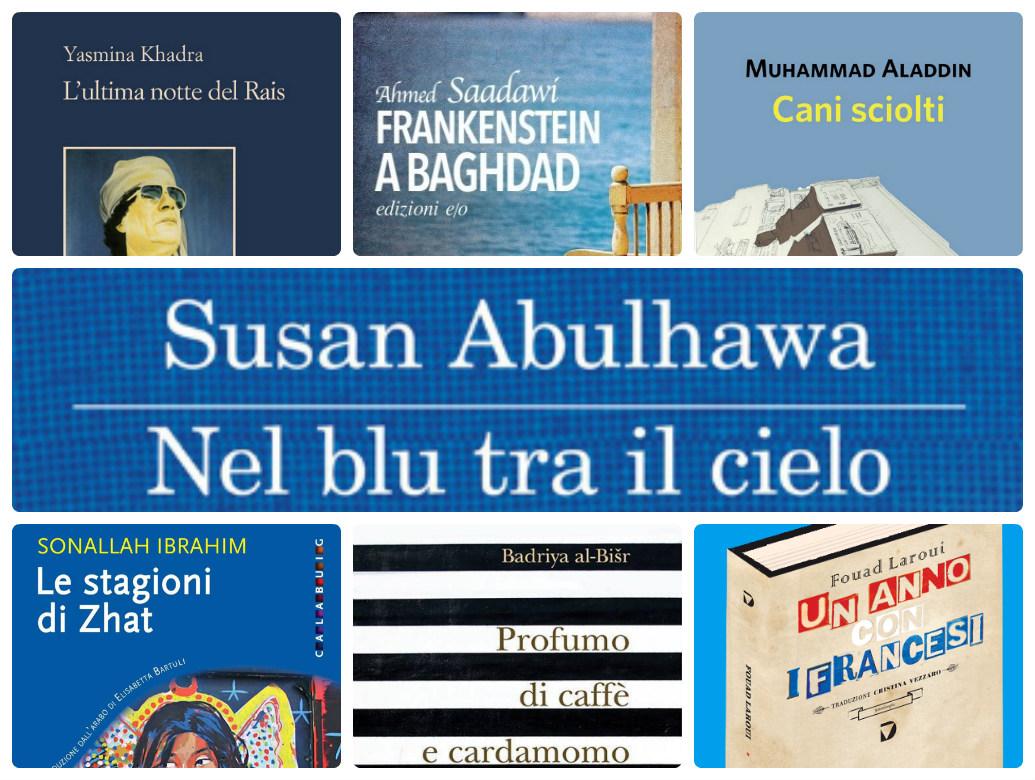 Un anno di letteratura araba in traduzione