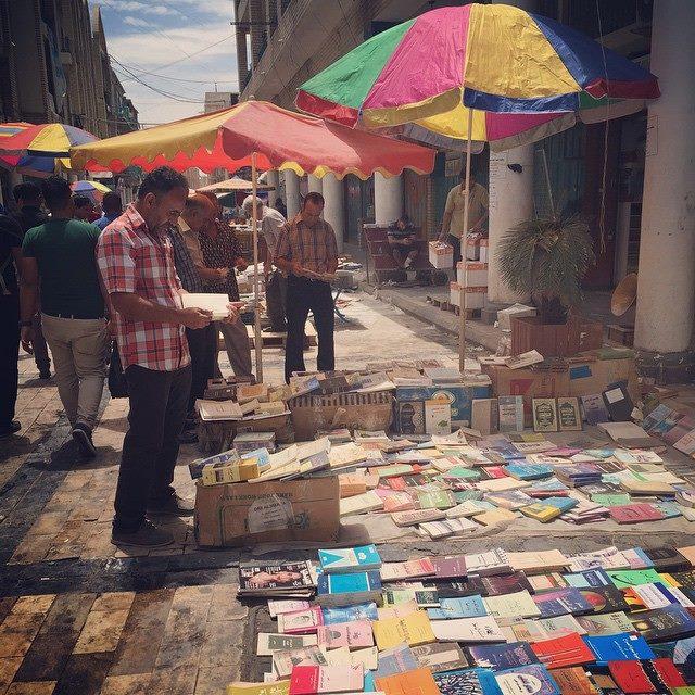 Quali romanzi arabi per i book club?