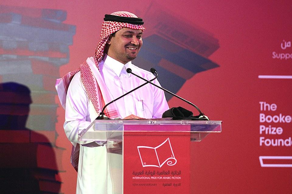 Mohammed Hasan Alwan vince il Premio internazionale per la narrativa araba 2017