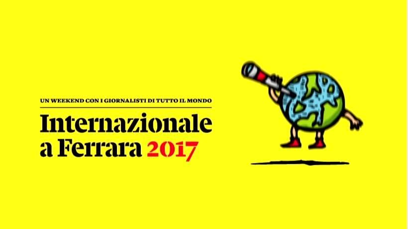 Saleem Haddad, Faraj Bayrakdar e Khaled Khalifa a Internazionale a Ferrara 2017