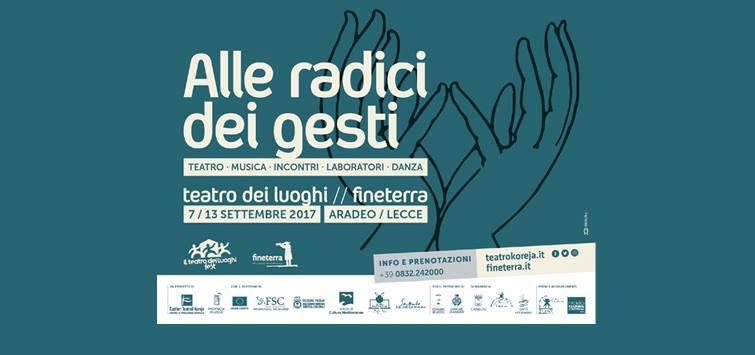 """Adania Shibli, Ali Bader e Mohamed Moksidi al Festival salentino """"Alle radici del gesti"""""""