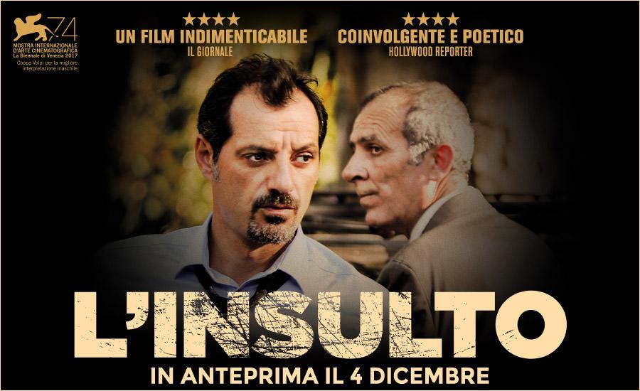 """""""L'insulto"""" di Ziad Doueiri è un film sul bisogno di restare umani"""