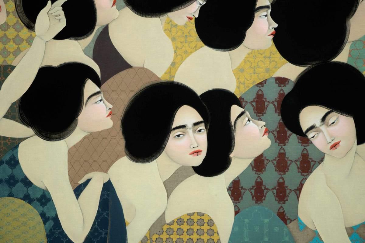 Quelle regine rubate del Sinjar in Iraq raccontate dalla poetessa Dunya Mikhail