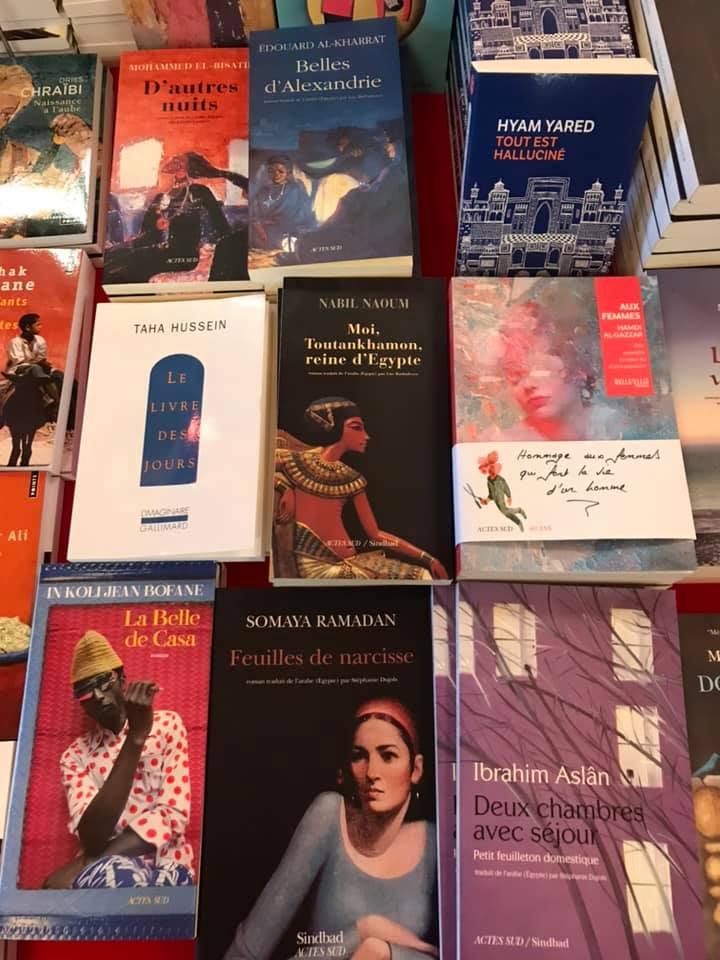 Letteratura araba in traduzione italiana: i primi titoli del 2019